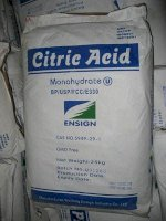 Axit Citric - Axit chanh - C6H8O7.H2O