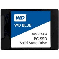 SSD WESTERN DIGITAL WDS250G1B0A 250GB (blue)
