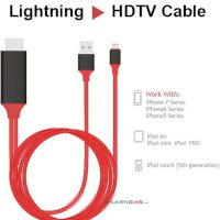 Cáp kết nối HDMI cho iPhone/iPad (Lightning to HDTV Cable)