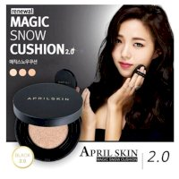Phấn nước April Skin Magic Snow Cushion SPF 50++