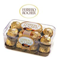 Socola Chocolate Ferrero Rocher - 16v