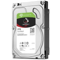 Ổ Cứng HDD NAS Seagate IronWolf 3TB