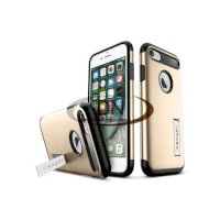 Ốp lưng SPIGEN Slim Armor cho iPhone 7 - Gold (10816)