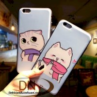 Ốp lưng Mycolor iPhone 7 Plus Hình Nổi Cute 7