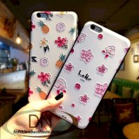 Ốp lưng Mycolor iPhone 7 Plus Hình Nổi Cute 5