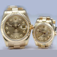 Rolex Oyster Perpetual Datejust Full Gold