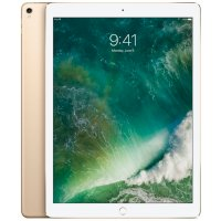Apple iPad Pro 12.9 64GB iOS 11 WiFi Model - Gold (2017)