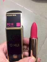Son Ohui Rouge Real Lipstick PC 19
