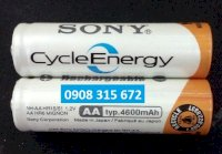Pin sạc Sony Cycle Energy AA