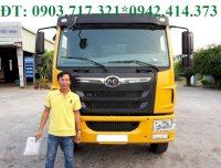 Xe ben Dongfeng Trường Giang 8T75 (8750Kg) Ben Trường Giang 8T75. Bán trả góp xe ben DongFeng 8T75