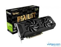 VGA Palit GTX 1070Ti 8G DUAL (2 fan) (NVIDIA Geforce/ 8Gb/ DDR5/ 256 Bits)