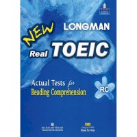 Longman New Real Toeic - Actual Tests For Reading...