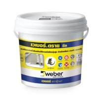 Vữa chống thấm Weber.dry seal