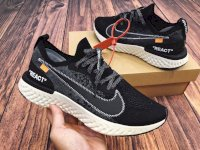 Giày Nike Epic React Fkyknit Off White nam nữ