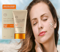 Kem chống nắng Natural Sun Eco Power Long Lasting Sun Cream SPF50+ PA+++ TheFaceShop