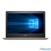 Laptop Dell Vostro V5468F Core i5-7200U/Free Dos (14.1 inch) (Gold)