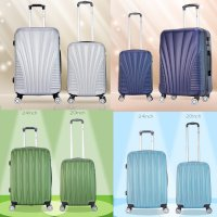 Bộ 2 vali Trip P18 - P19 size 20inch + 24inch