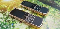Nokia 8800 Gold Rose