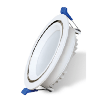 ĐÈN DOWNLIGHT LED 3 MÀU ROMAN ELD2011/8C