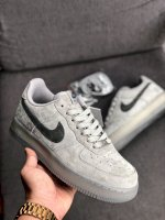 Giày Nike Air Force 1 da lộn