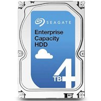 Seagate  Enterprise Capacity 3.5 HDD - 512n ST4000NM0035