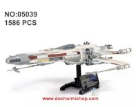 Lắp ráp Star Wars Lepin 05039 Red Five X-Wing...