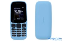 Nokia 105 Single Sim (2017) Blue