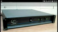Amplifier QSC MX1500a