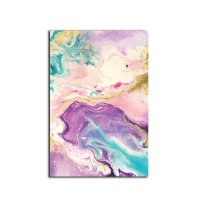 Tranh Canvas Spill Color Abstract Alila