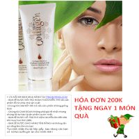 Sữa rửa mặt Collagen Skin Care Foam Cleanser