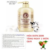 Sữa tắm Bioaqua  Milk Care Hydra 800ml
