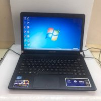 Asus X401A-WX290 (Intel Core i3-2370M 2.4Ghz, 4GB RAM, 500GB HDD, VGA Intel GMA HD, 14 inch, Free Dos)