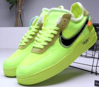 Giày thể thao Nike OFF-WHITE x Air Force1 AB20246
