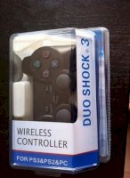 Tay game không dây Dualshock-3 Wireless Game Controller for PS3/PS2/PC 3 in 1