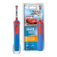 Bàn chải trẻ em Oral-B Stages Power Electric Toothbrush Rechargeable for Kids Featuring