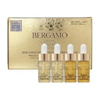 Set 4 lọ Serum Bergamo Korea