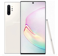 Samsung Galaxy Note 10 Plus 5G 12GB RAM/256GB ROM - Aura White