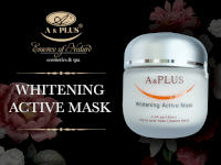 Kem mặt nạ trắng da whitening active mask A&plus A010