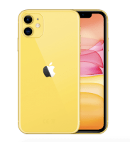 Apple iPhone 11 4GB RAM/128GB ROM - Yellow