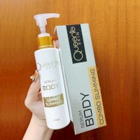Serum body Queenie Skin Kiwi 250 ml