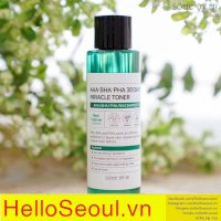 Nước hoa hồng Some By Mi AHA-BHA-PHA 30 Days Miracle Toner 150ml