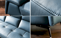 Sofa Karen O Kai Furniture  L-NY-Leather XXIIII