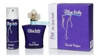 Nước hoa Blue lady Eau De Parfum 40ML with Free Deo 50ml - Rasasi - PF 3903