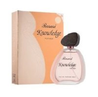 Nước hoa Knowledge For Her Eau De Parfum 100ML - Rasasi - PF 3911