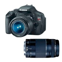 Canon EOS 1100D Rebel T3 lens 18-55mm Camera with...