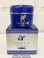 Kem dưỡng da Q . J Manne Mei UV Vitamin E C Beauty Cream - HX1748