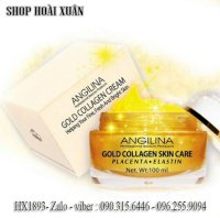 Kem dưỡng Angilina ANGILINA gold collagen skin care  - HX1893
