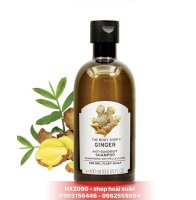 Dầu gội THE BODY SHOP Ginger Anti - Dandruff Shampoo 400ml - HX2090