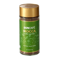 Cafe tan Boncafe Mocca Instant coffee 100G
