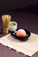 Mochi Strawberry - japanit matcha - C19